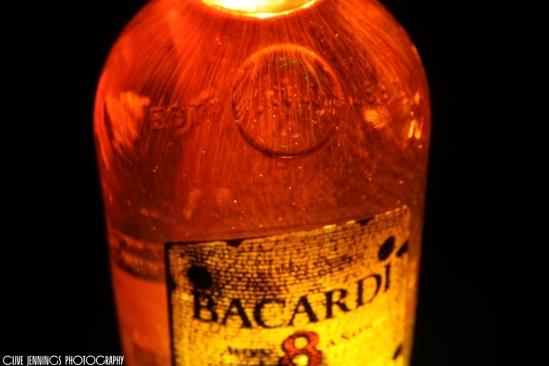 Bacardi 8 Bubbles